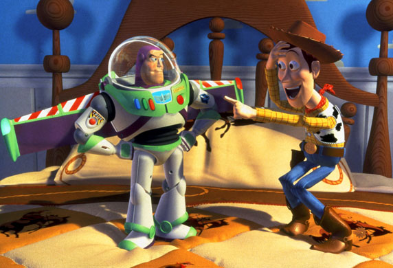 This is the one tiny change the 'Toy Story' writer would make to the movie