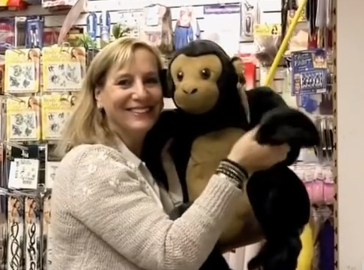This woman bought out a whole toy store to give gifts to kids in need