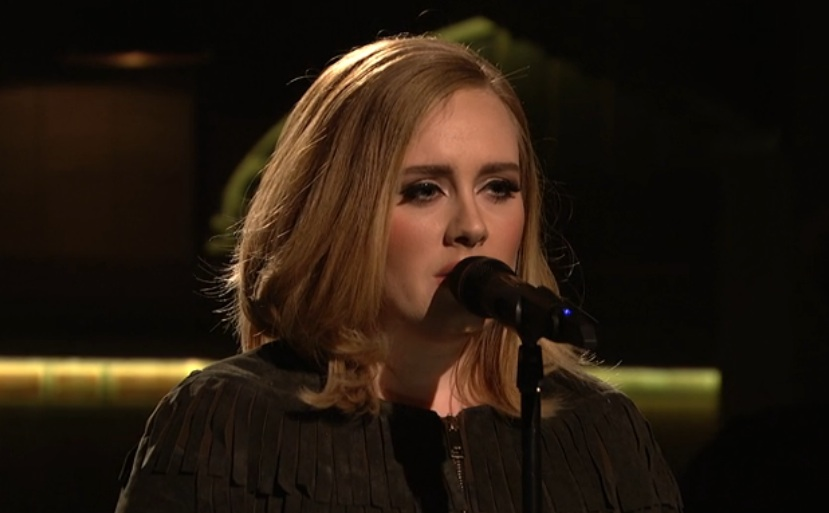 ICYMI: Adele's 'SNL' vocals were literally perfect