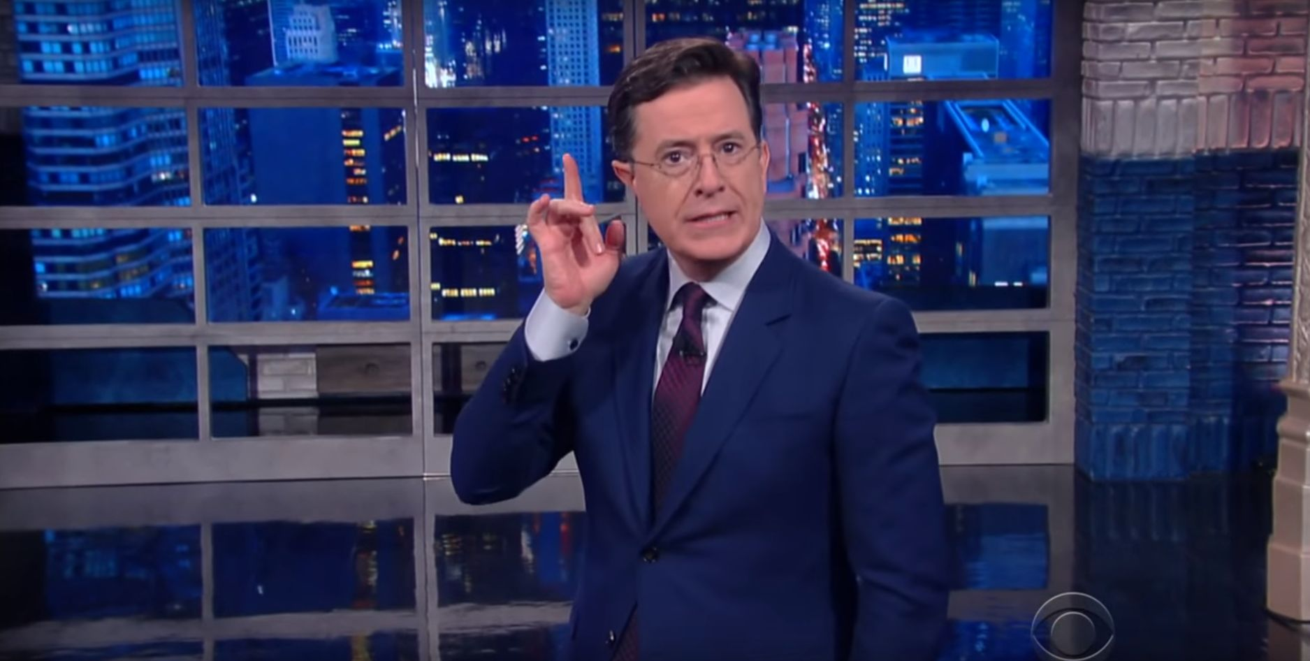 Stephen Colbert wants to make sure you never, ever confuse 'LoTR''s Smeagol and Gollum