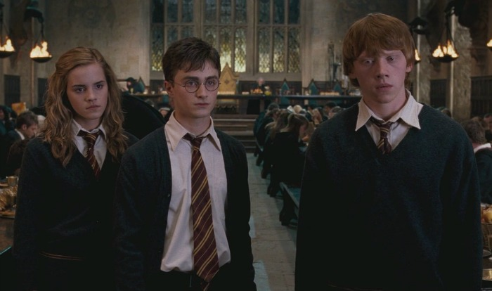 You probably missed this tiny, but important detail in the fifth 'Harry Potter' book
