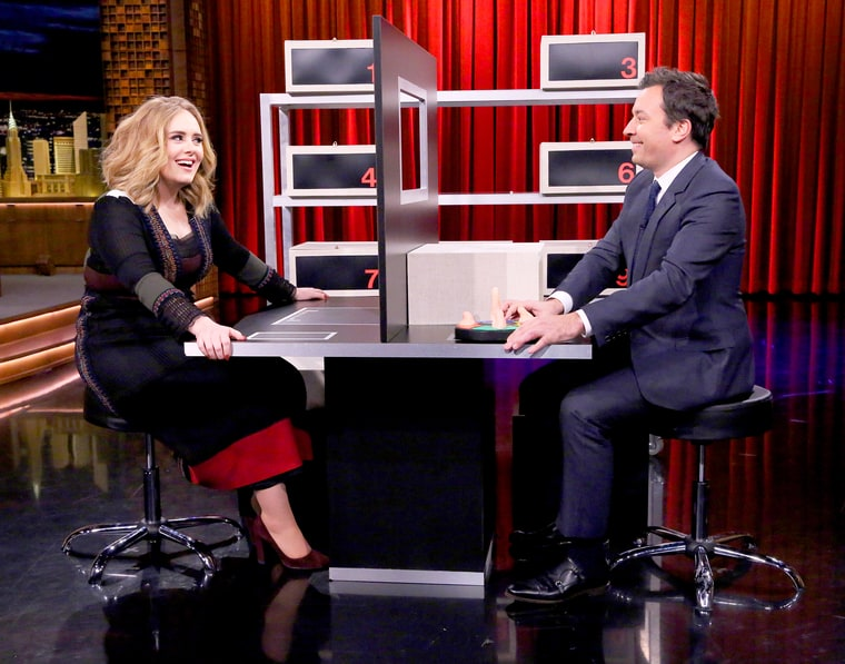 Adele was a lying liar on the 'Tonight Show with Jimmy Fallon' and it only made us love her more