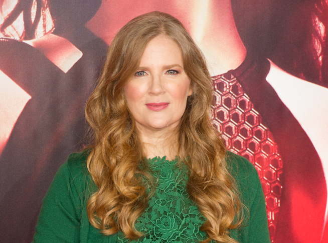 Suzanne Collins just penned a perfect goodbye to 'The Hunger Games'