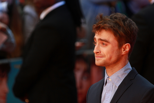 An open letter to Daniel Radcliffe, because he needs to know how much we love him