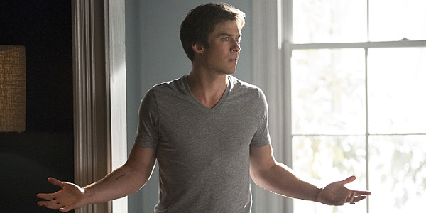 We have some serious 'Vampire Diaries' news (and more from The CW)