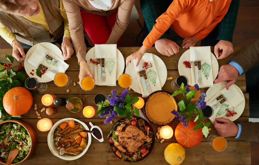 It's official: this is the most popular Thanksgiving food