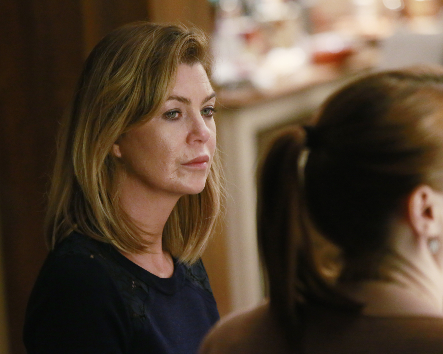 But wait: Is Meredith officially moving on from McDreamy?