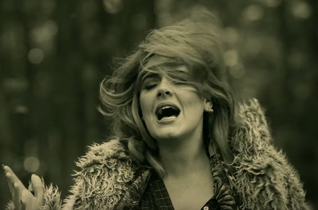 "Sir David Attenborough narrating Adele's ""Hello"" video is the best thing since...Adele's ""Hello"" video"
