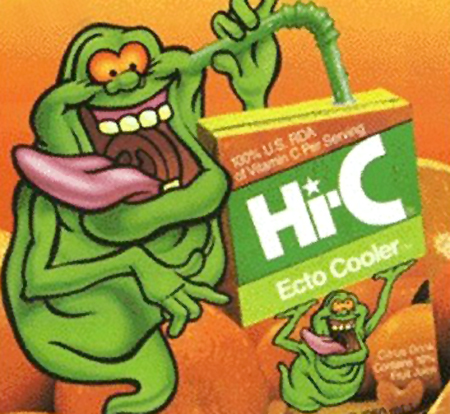 The new 'Ghostbusters' movie might be bringing back Hi-C, your childhood