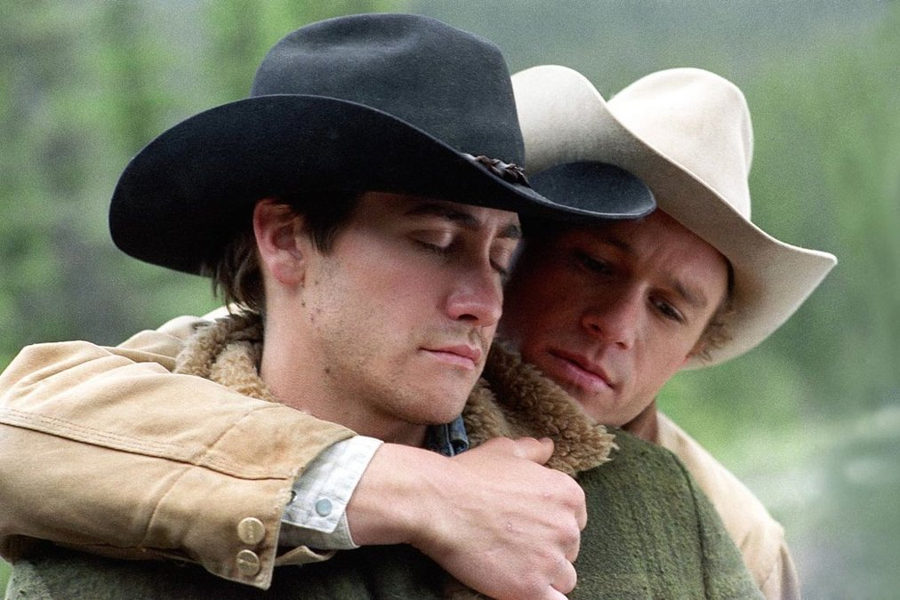 It's been 10 years since 'Brokeback Mountain' and Jake Gyllenhaal has some inspiring words re: how much things have changed