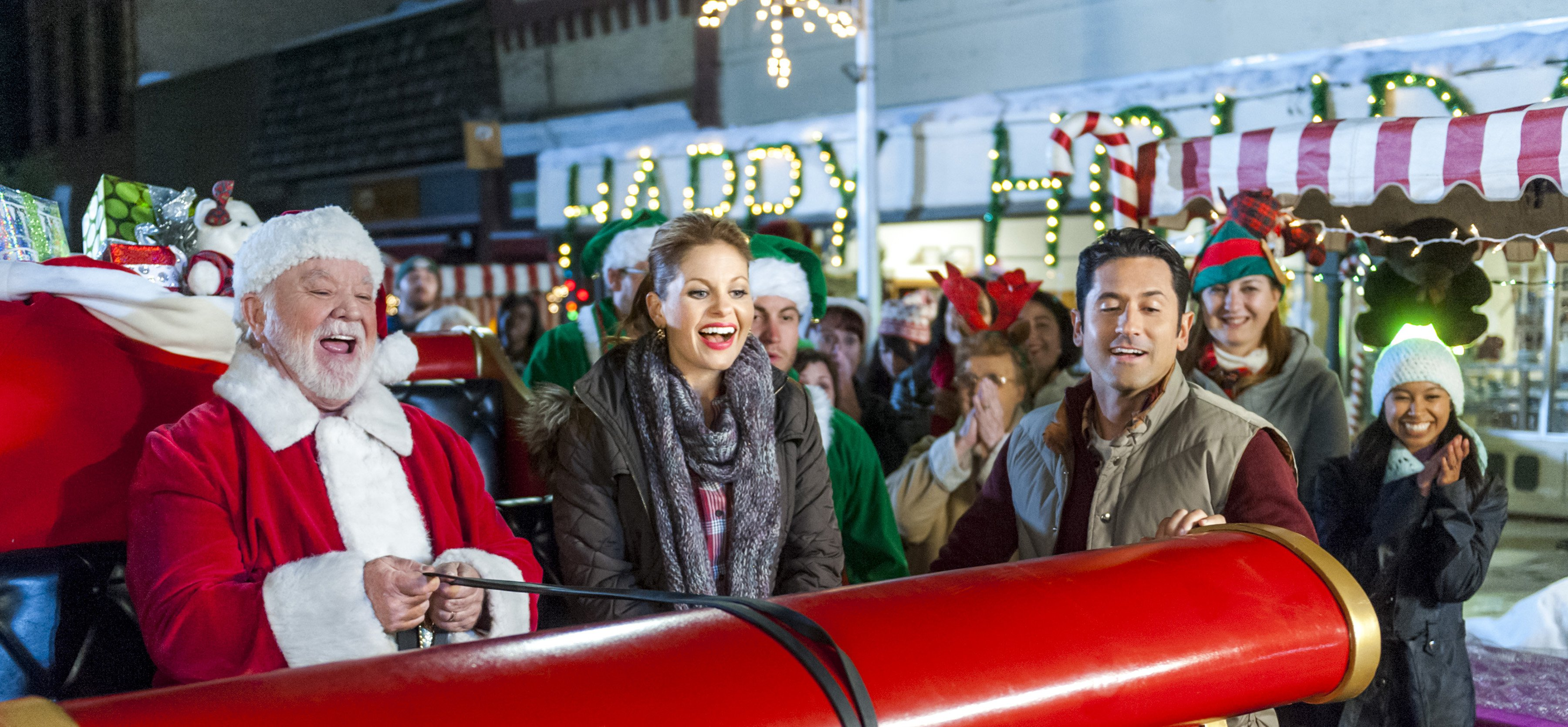 Everything i need to know i learned from hallmark christmas movies
