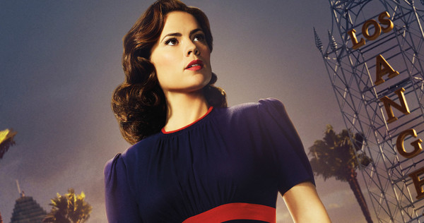 This 'Agent Carter' teaser's got us SO excited, January can't come soon enough