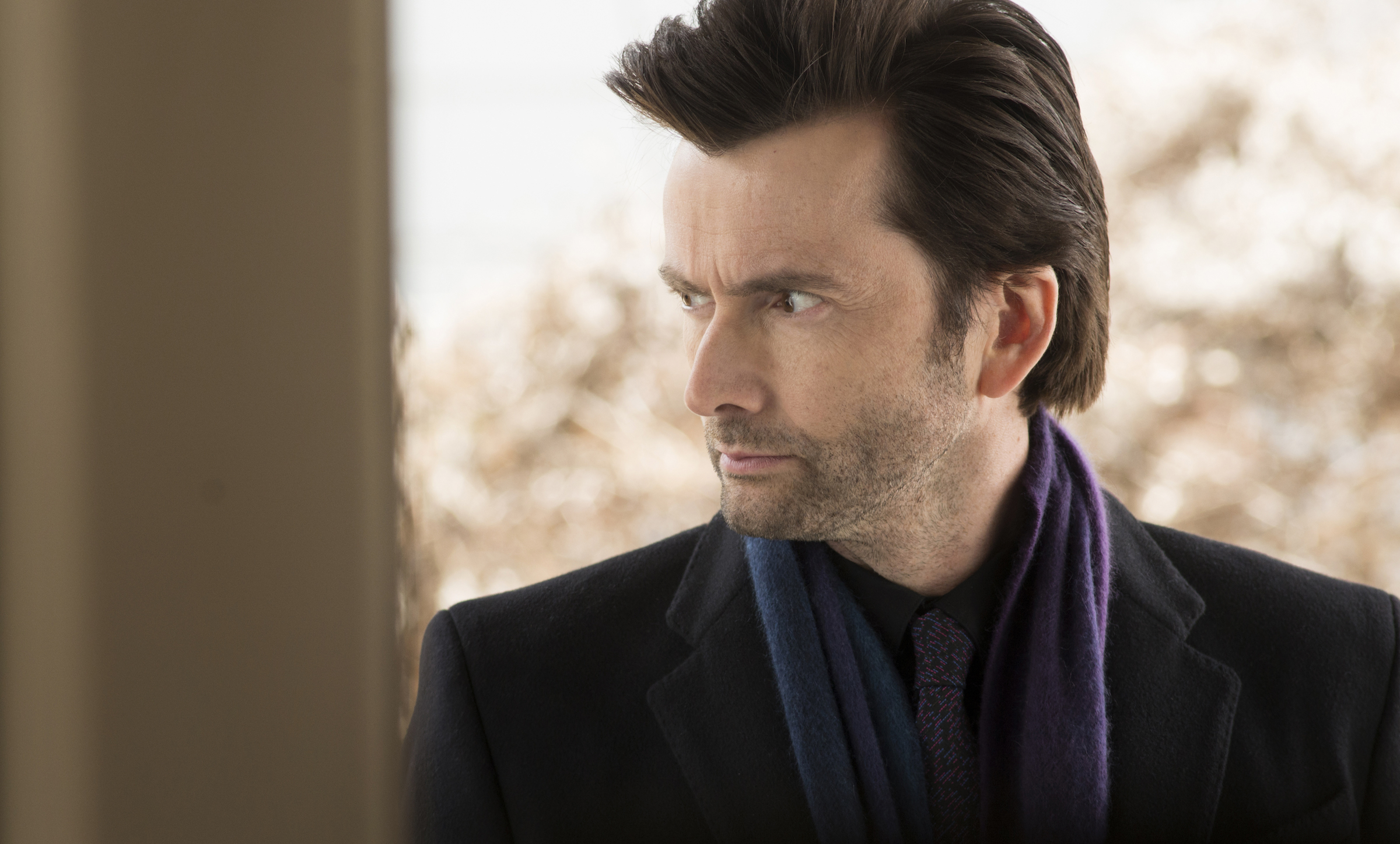 Our beloved 'Doctor Who' just told us what it's like to finally play a Big Bad on 'Jessica Jones'