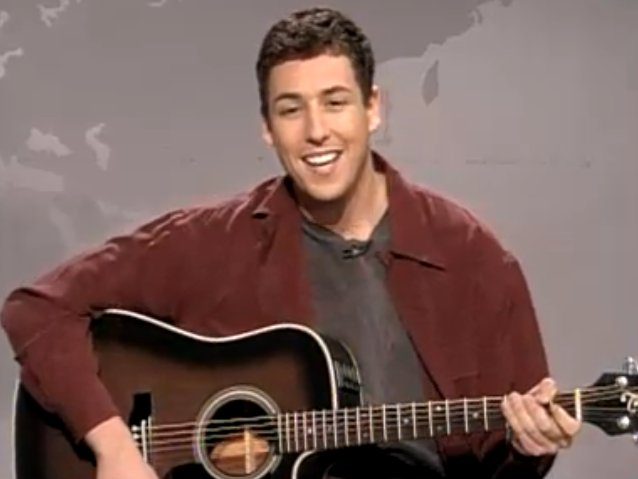 Adam Sandler just dropped a 2015 version of 'The Chanukah Song'