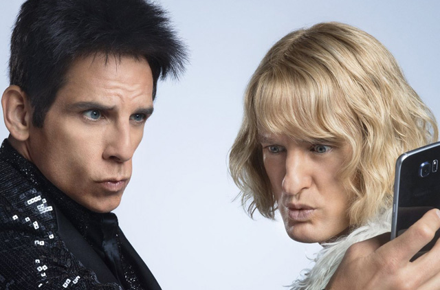 So, apparently people REALLY want to see the new Zoolander movie