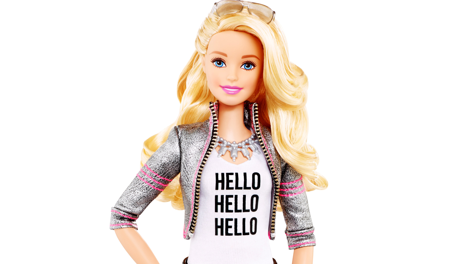 So, that Wi-Fi Barbie is scary for a lot of reasons