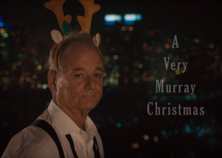 There's a new 'Very Murray Christmas' trailer and we love it very much