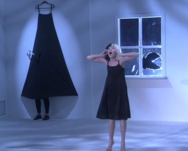 Sia's performance with Maddie Ziegler on 'Ellen' gave us all the chills