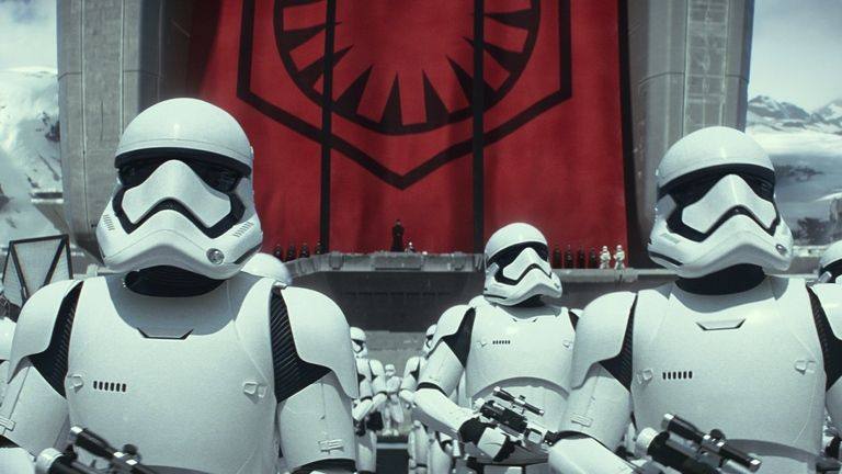 That time J.J. Abrams was terrified to screen the new 'Star Wars' film for his bosses