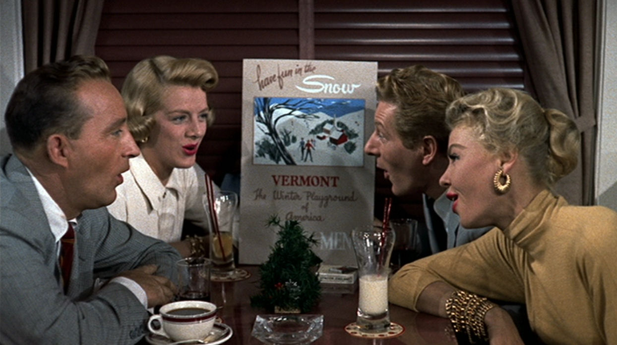 Relationship Goals I learned from 'White Christmas'