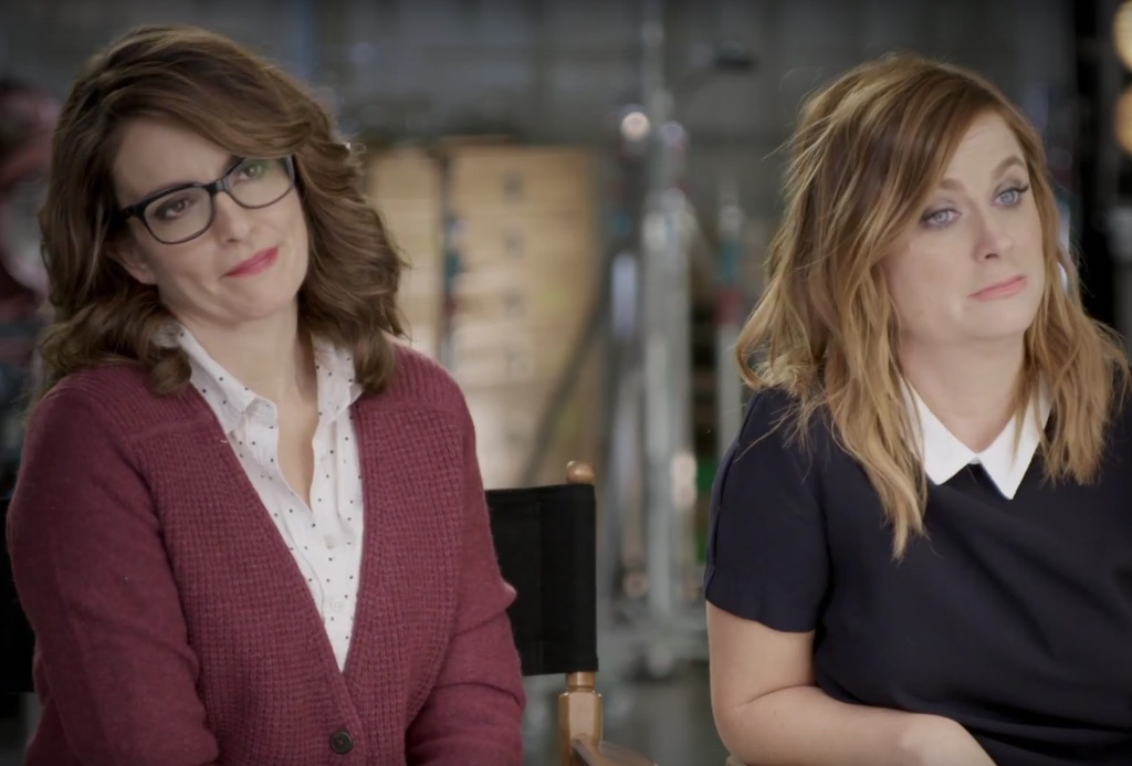 Tina and Amy's new movie opens the same day as 'Star Wars.' Never fear, the ladies have a plan.