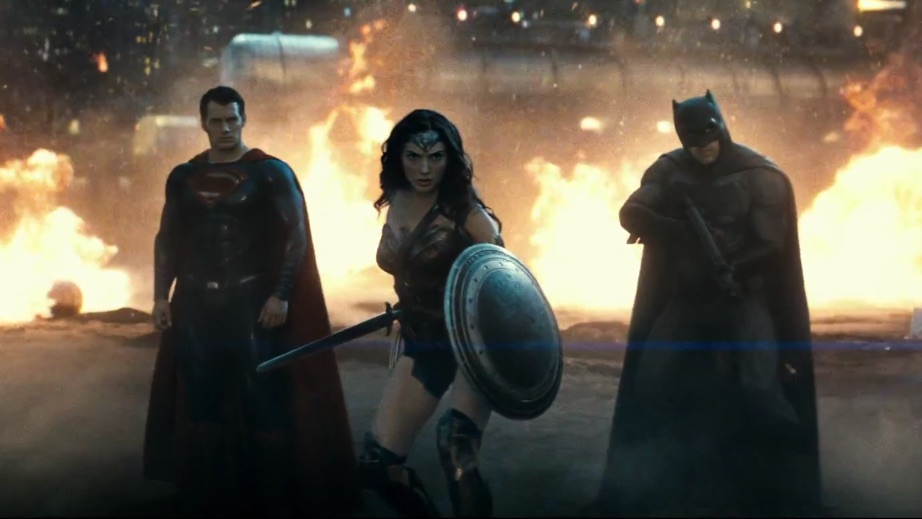 26 thoughts I had watching the 'Batman v Superman' trailer