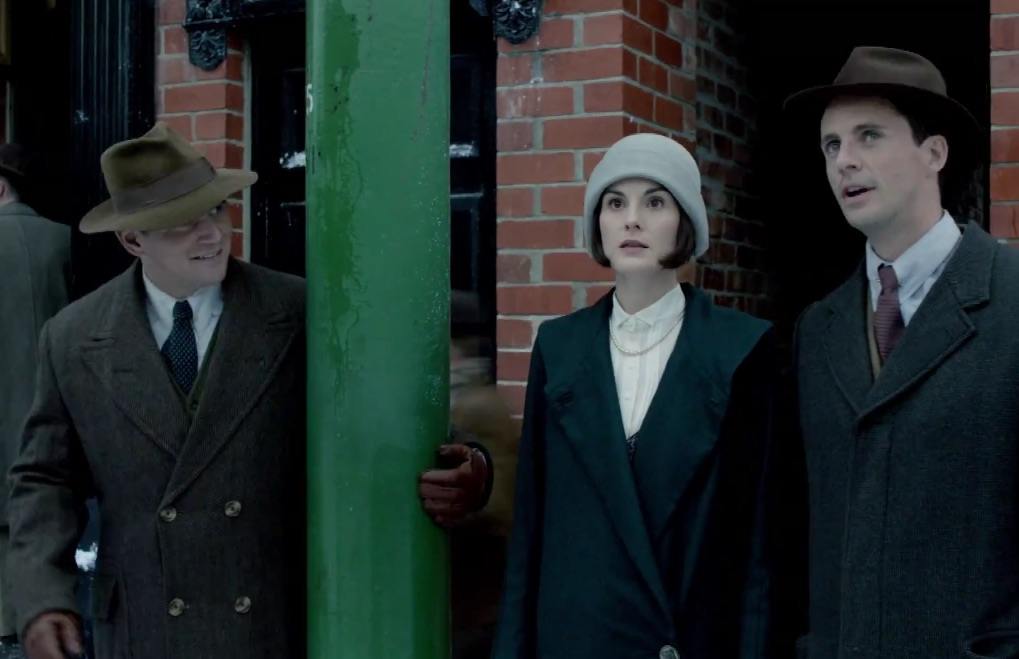 We just got a peek at Downton Abbey's final episode ever, now need fistful of tissues