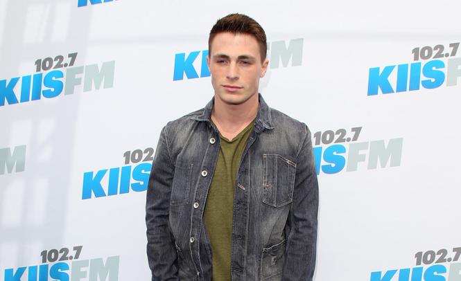 Colton Haynes opened up about his anxiety and has an inspiring message