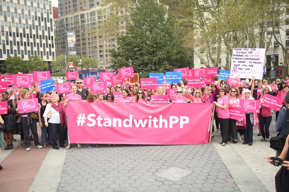 The U.S. Senate just voted to defund Planned Parenthood. Here's what you need to know.