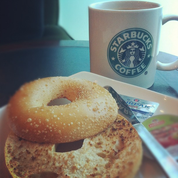 Bagels at Starbucks will soon not look like bagels at all