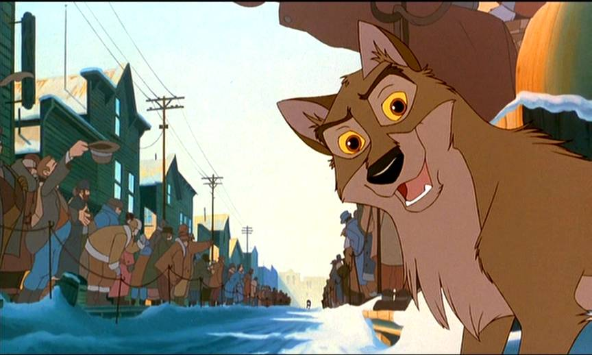 What I learned when I re-watched 'Balto' after 20 years