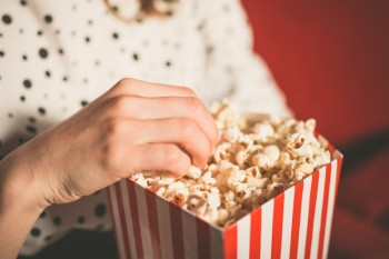 FYI: Here's the real reason why we eat popcorn at the movies