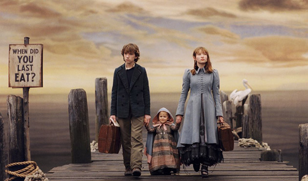 YASS: 'A Series of Unfortunate Events' to stream on Netflix!