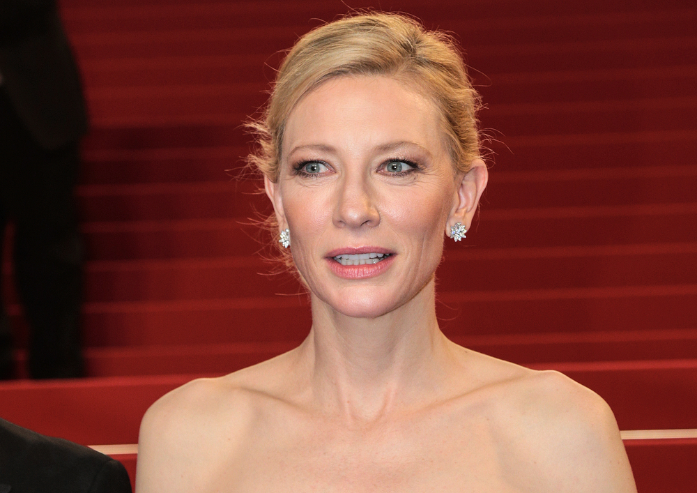 "Why Cate Blanchett was ""traumatized"" buying her daughter her first dress"