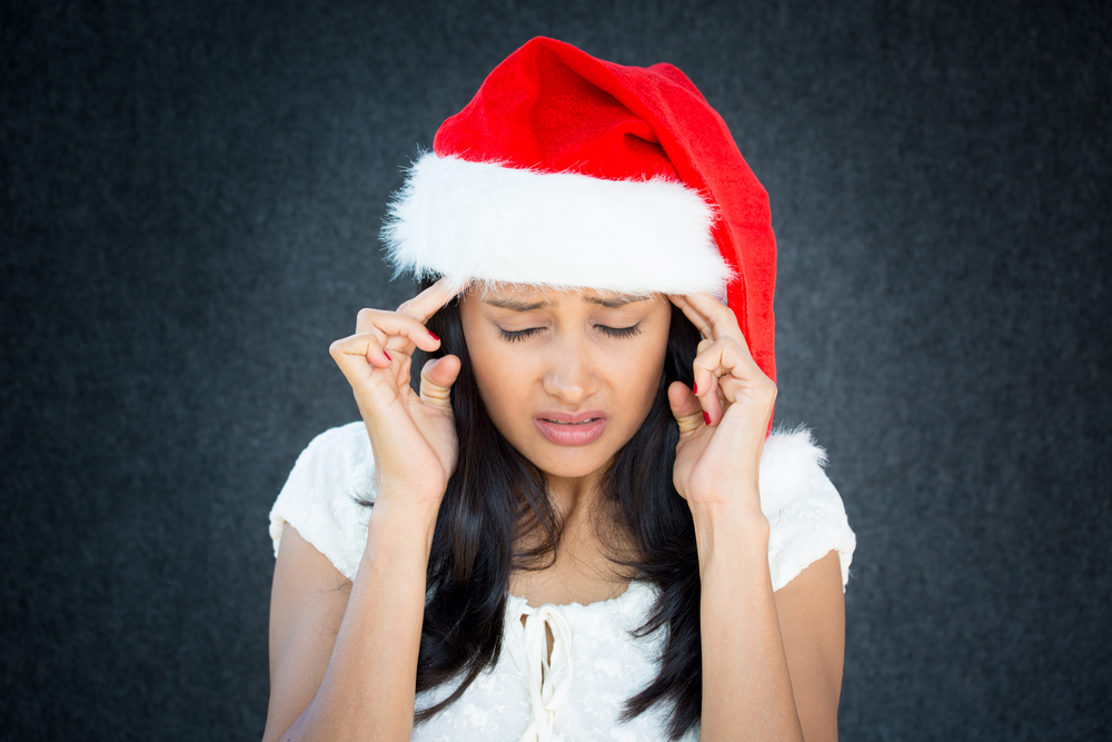 Experts tell us how not to explode from stress this holiday season
