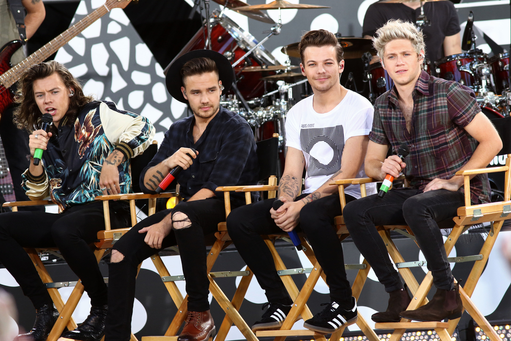 One Direction got super-emotional at their final US concert