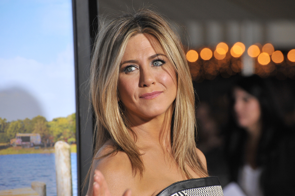 Here's Jennifer Aniston's superstitious pre-flight ritual