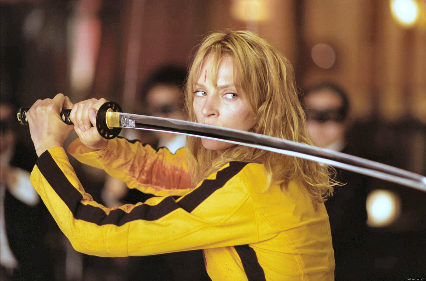 Rumor has it, there's a good chance 'Kill Bill 3' is happening