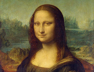There may be hidden paintings underneath the Mona Lisa
