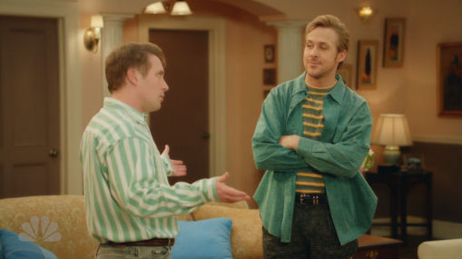 Here's what it would look like if Ryan Gosling was in a '90s sitcom