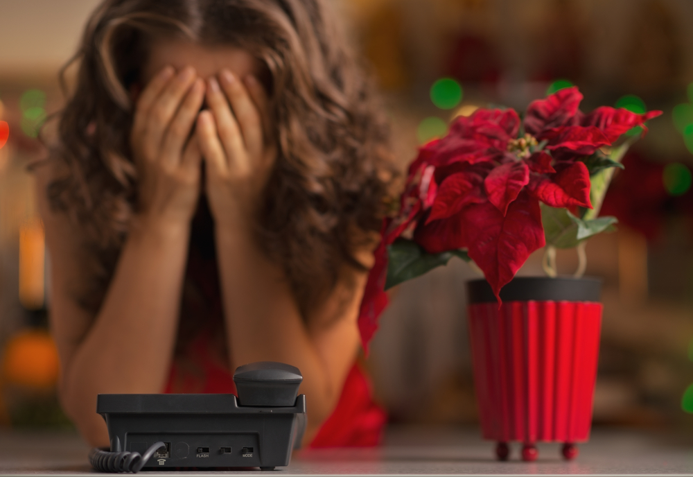 Things you shouldn't say to someone with mental health struggles during the holidays