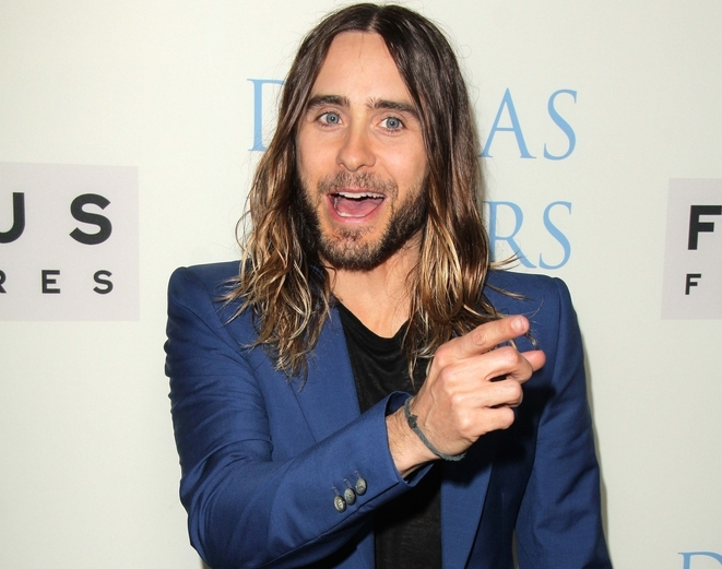 Jared Leto just cleared up his bad blood with Taylor Swift in a single tweet