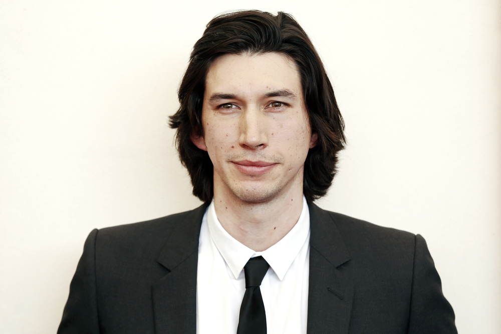 Adam Driver just spilled about playing a villain in the new 'Star Wars'