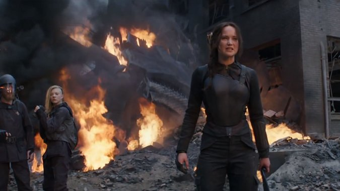 There might be more 'Hunger Games' movies — but if so, there's a catch
