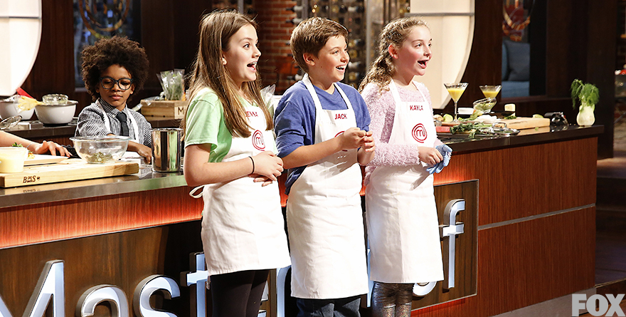 Life goals inspired by 'MasterChef Junior'