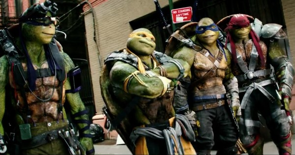 All the thoughts we had watching the new 'TMNT' trailer