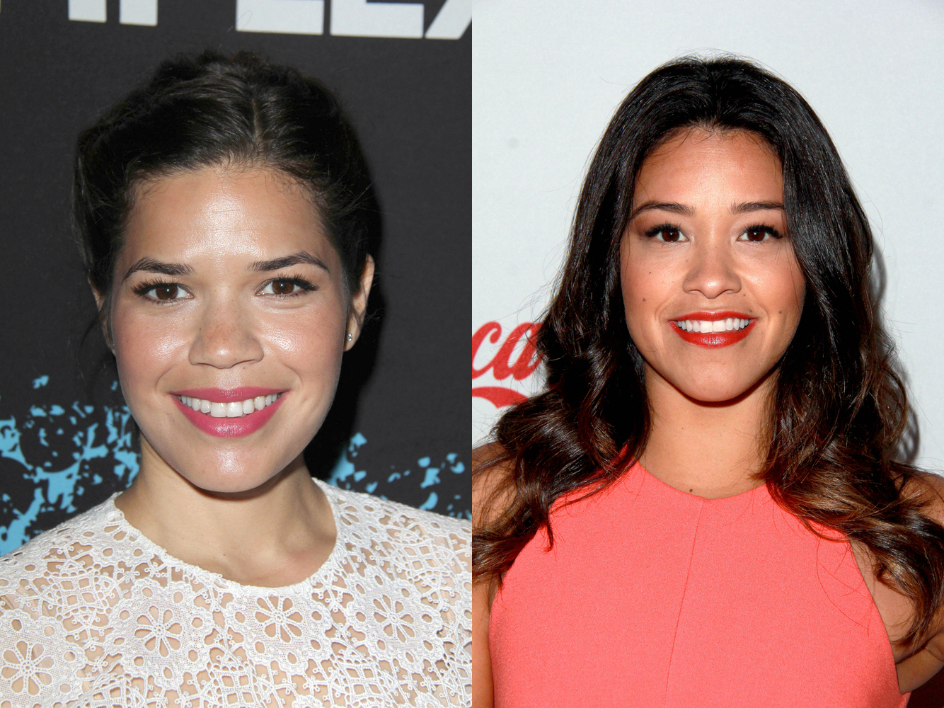 Here's how the Internet is responding to the Golden Globes mixing up America Ferrera and Gina Rodriguez