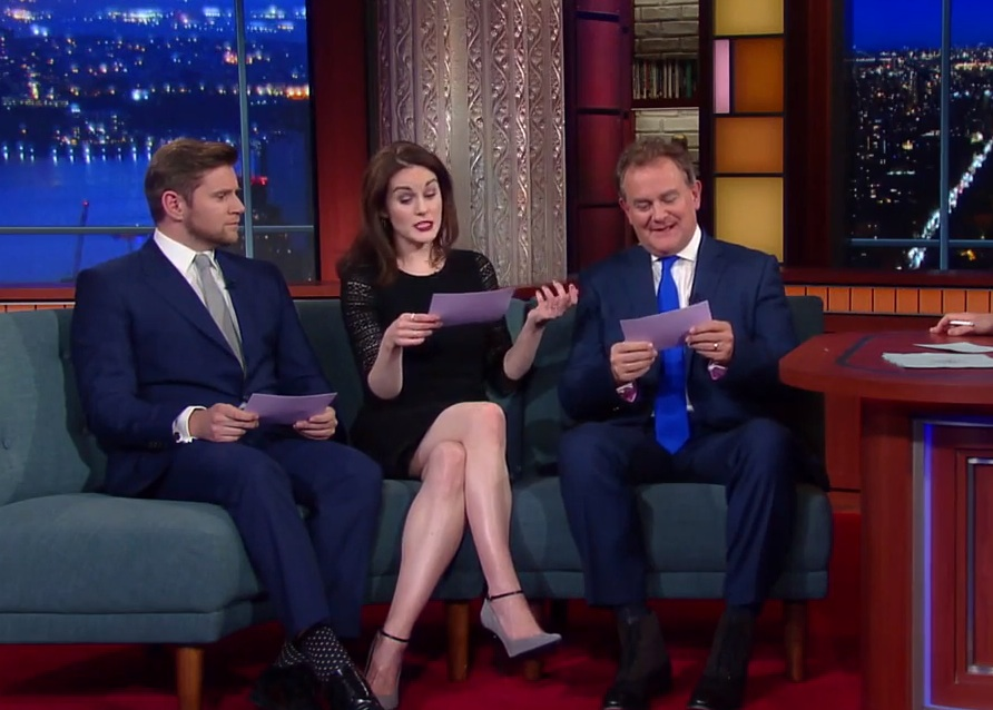 ICYMI: Here are some 'Downton Abbey' stars doing American accents