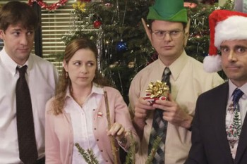 Everything I need to know, I learned from 'The Office' Christmas