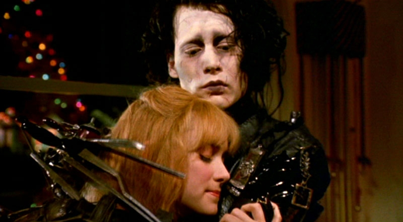 Lessons learned from my favorite Christmas movie, 'Edward Scissorhands'